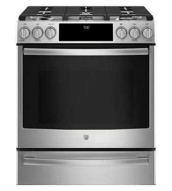 GE Profile Range 30 StainlessSteel PC2S930SELSS
