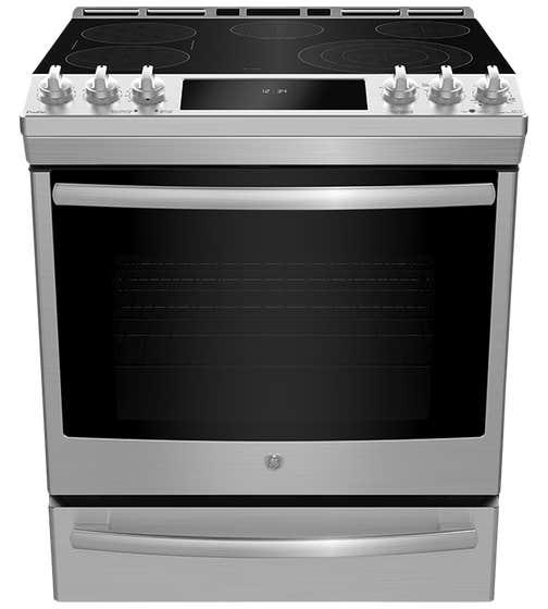 GE Profile Cuisiniere 30 PCS940 présenté par Corbeil Electro Store