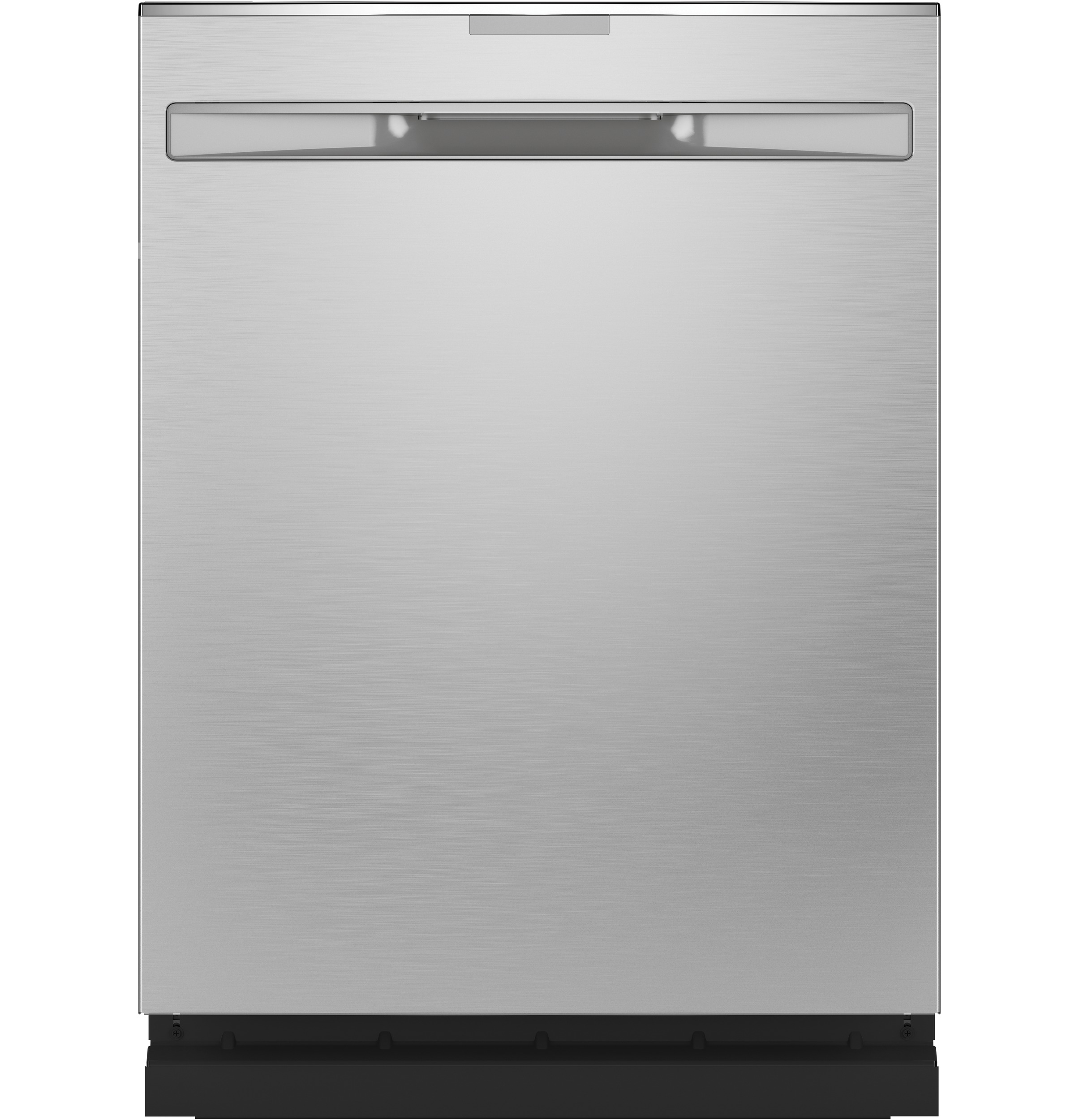 GE Profile Dishwasher in Stainless Steel color showcased by Corbeil Electro Store