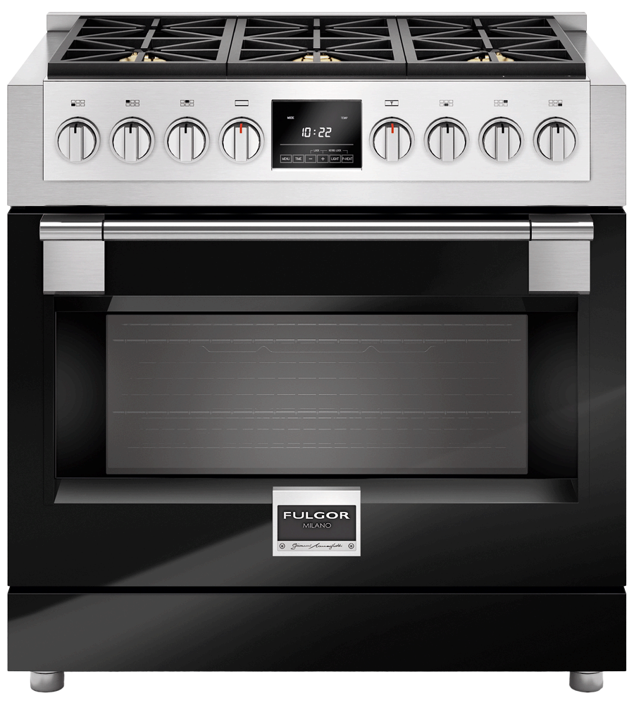 FULGOR Baking accessory in Black color showcased by Corbeil Electro Store
