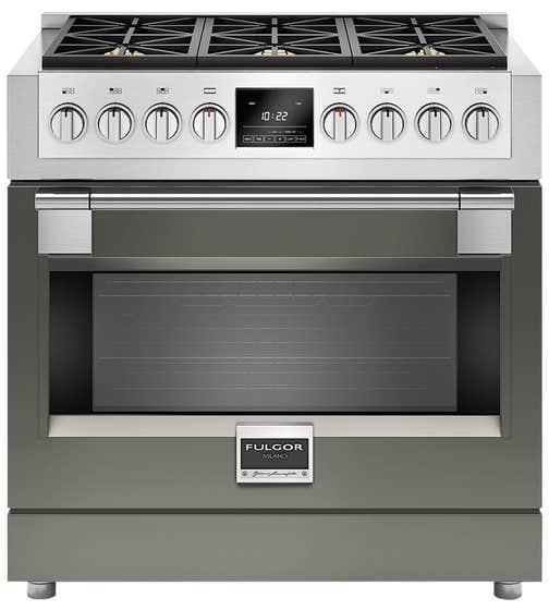 FULGOR Accessoire de cuisson en couleur Gris présenté par Corbeil Electro Store