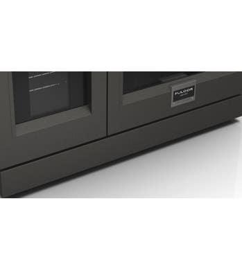 Fulgor Milano accessory in Grey color showcased by Corbeil Electro Store