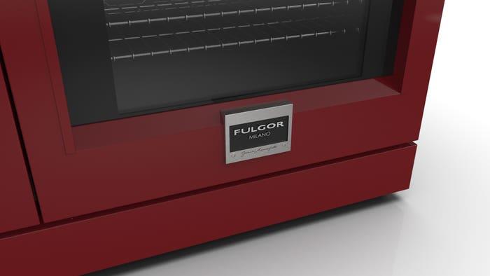 FULGOR Accessoire de cuisson en couleur Rouge présenté par Corbeil Electro Store