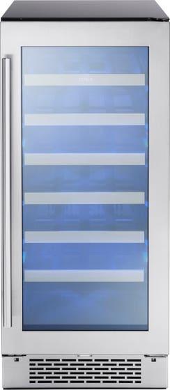 Preserv Cellier PRW15C01BG en couleur Acier Inoxydable présenté par Corbeil Electro Store