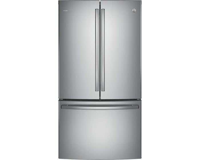 GE Profile refrigerator showcased by Corbeil Electro Store