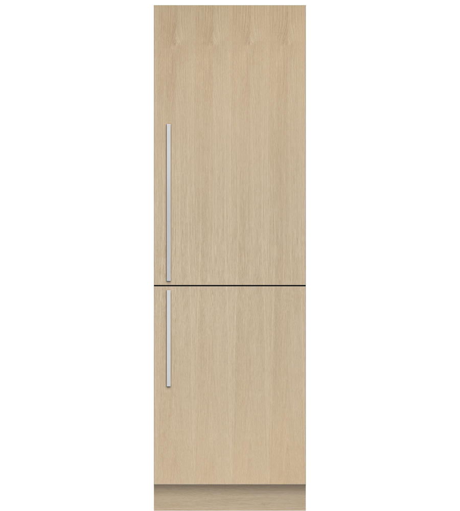Fisher and Paykel Refrigerator 22 PanelReady RB2470BRV1 showcased by Corbeil Electro Store