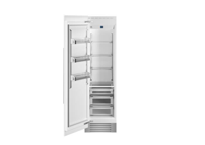 Bertazzoni Réfrigérateur REF24RCPRL en couleur Acier Inoxydable présenté par Corbeil Electro Store