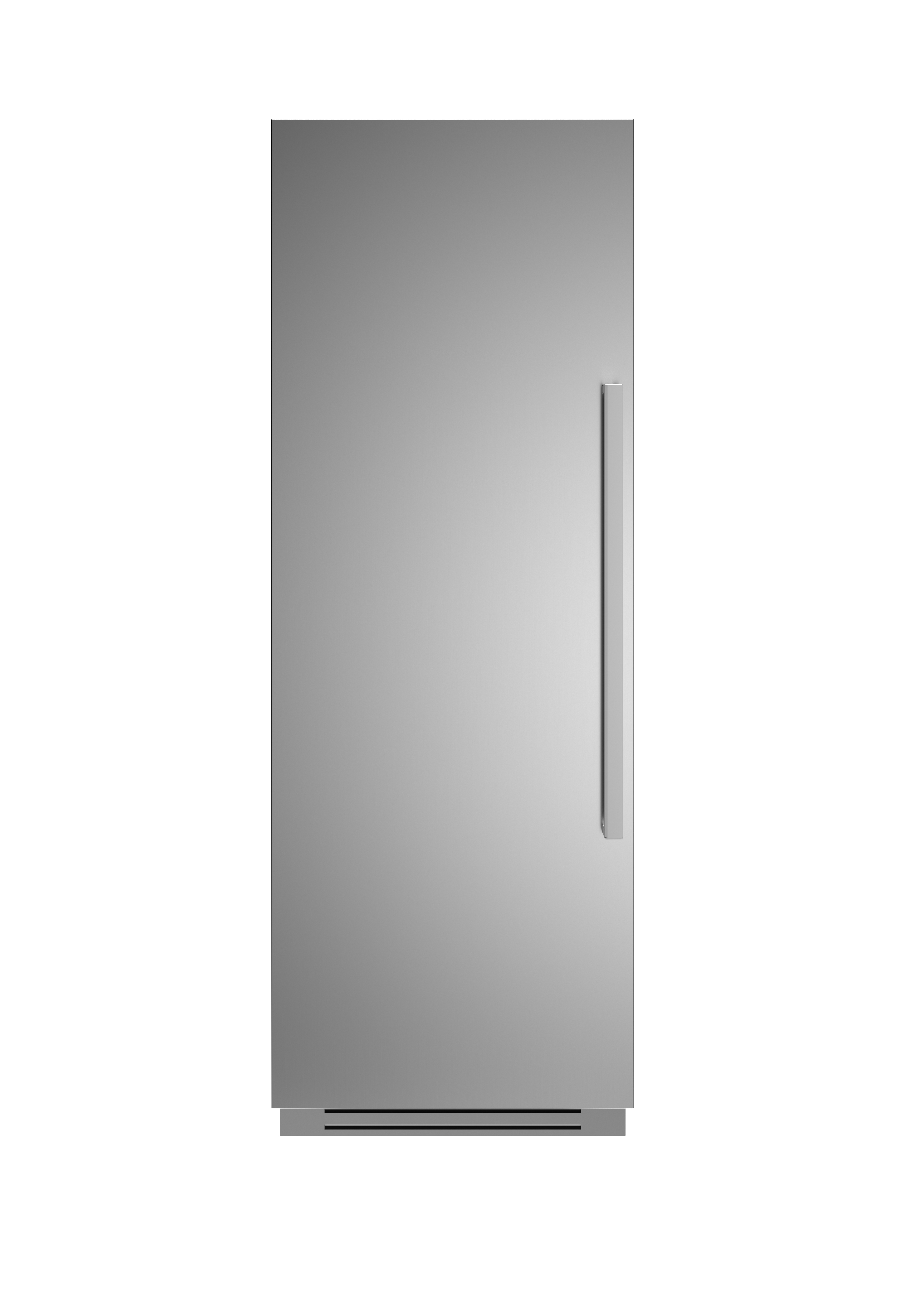 Bertazzoni Fridge REF30RCPIXL in Stainless Steel color showcased by Corbeil Electro Store