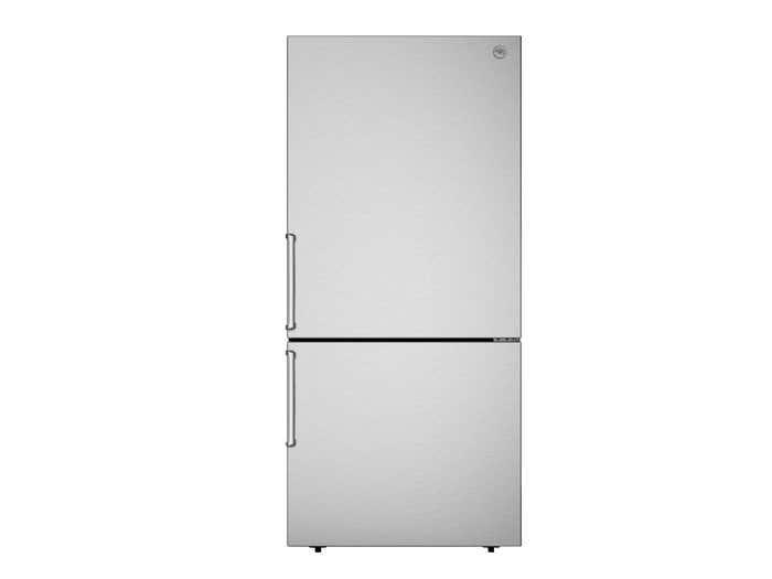 Bertazzoni Réfrigérateur REF31BMFX en couleur Acier Inoxydable présenté par Corbeil Electro Store