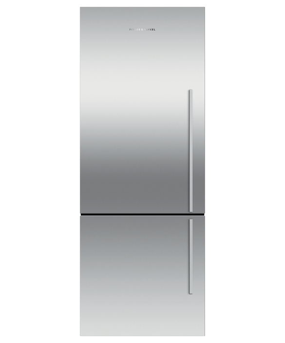 Fisher & Paykel refrigerator in Stainless Steel color showcased by Corbeil Electro Store