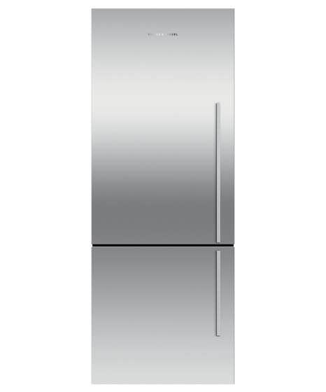 Fisher & Paykel refrigerator en couleur Acier Inoxydable présenté par Corbeil Electro Store