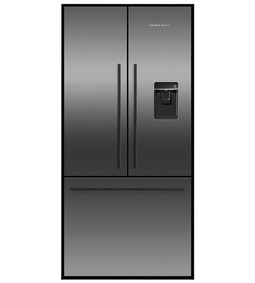 Fisher & Paykel refrigérateur en couleur Acier Inoxydable Noir présenté par Corbeil Electro Store