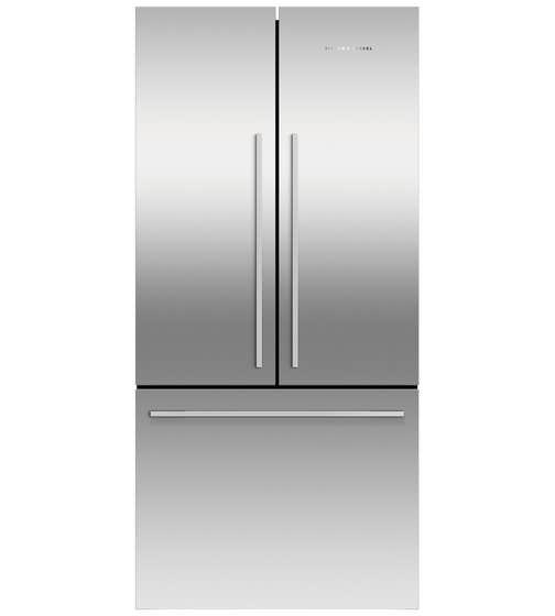 Fisher and Paykel Refrigerateur 33 Acier Inoxydable RF170ADX4 N en couleur Acier Inoxydable présenté par Corbeil Electro Store