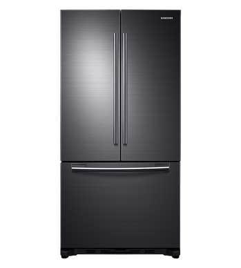 Samsung Refrigerator 33 RF18HFENBS