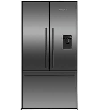 Fisher and Paykel Refrigerateur 36 RF201ADUS en couleur Acier Inoxydable Noir présenté par Corbeil Electro Store