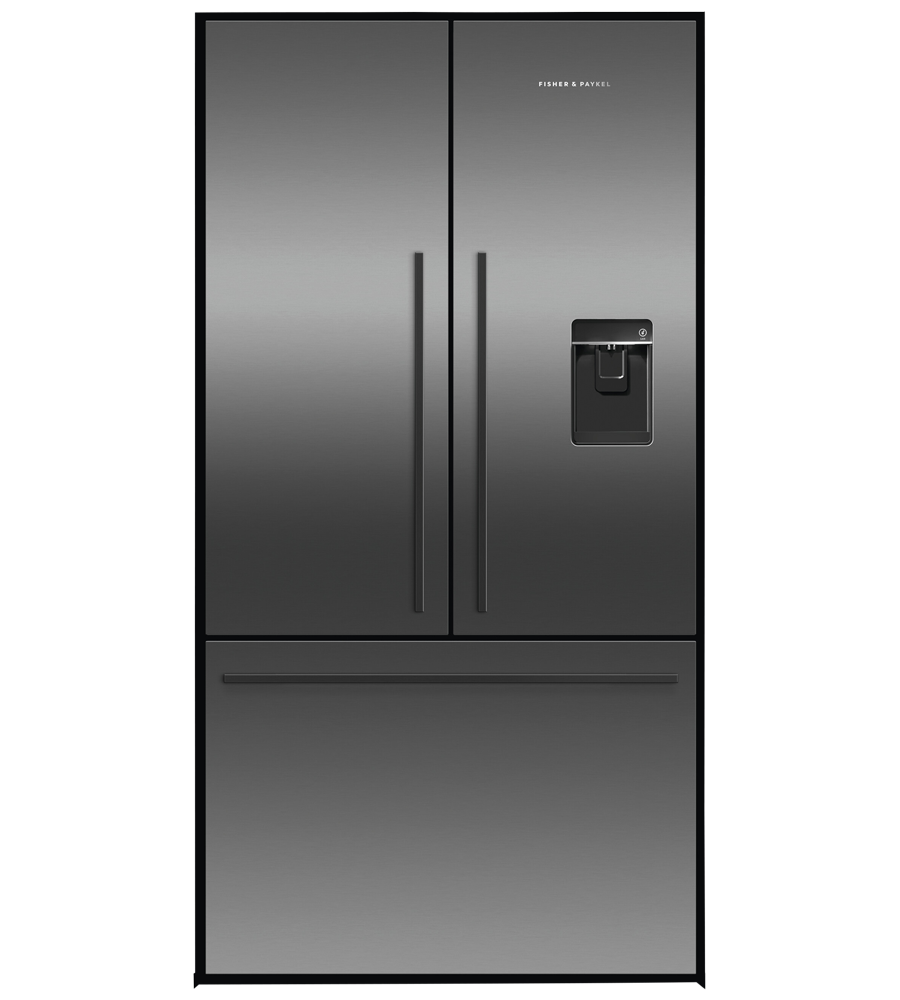 Fisher and Paykel Refrigerator 36 RF201ADUS showcased by Corbeil Electro Store