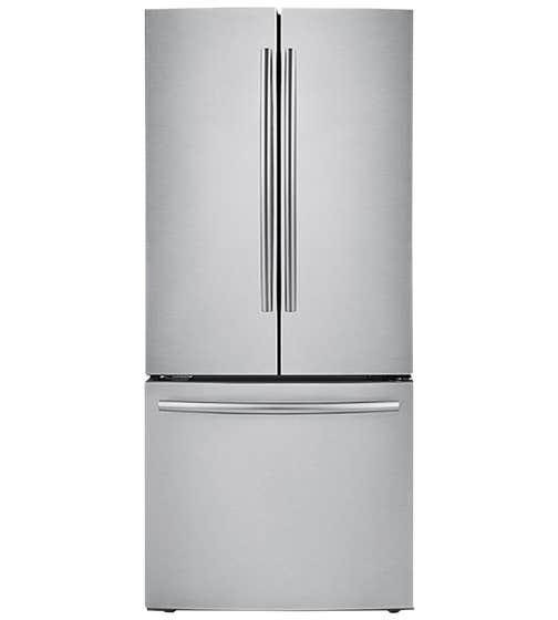 Samsung Refrigerateur 30 RF220NCTA présenté par Corbeil Electro Store