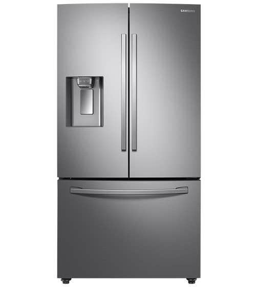 Samsung Refrigerateur 36 RF23R6201S en couleur Acier Inoxydable présenté par Corbeil Electro Store