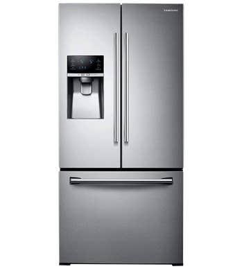 Samsung Refrigerateur 33 Acier Inoxydable RF26J7500SR