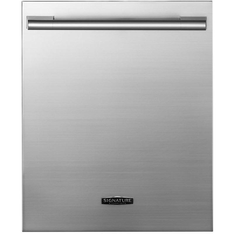 SKS Dishwasher in Stainless Steel color showcased by Corbeil Electro Store