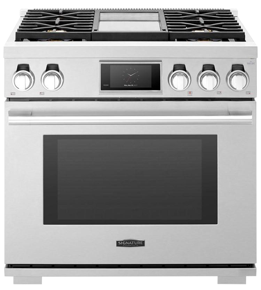 Oven SKS in Stainless Steel color showcased by Corbeil Electro Store