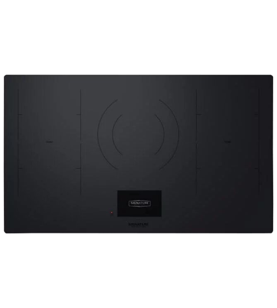 Cooktop SKS in Black color showcased by Corbeil Electro Store