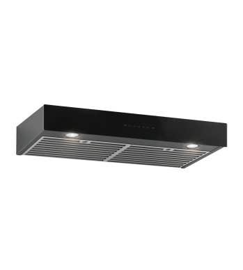 Best Hotte 30 Noir UCB3I30BLSB en couleur Noir présenté par Corbeil Electro Store