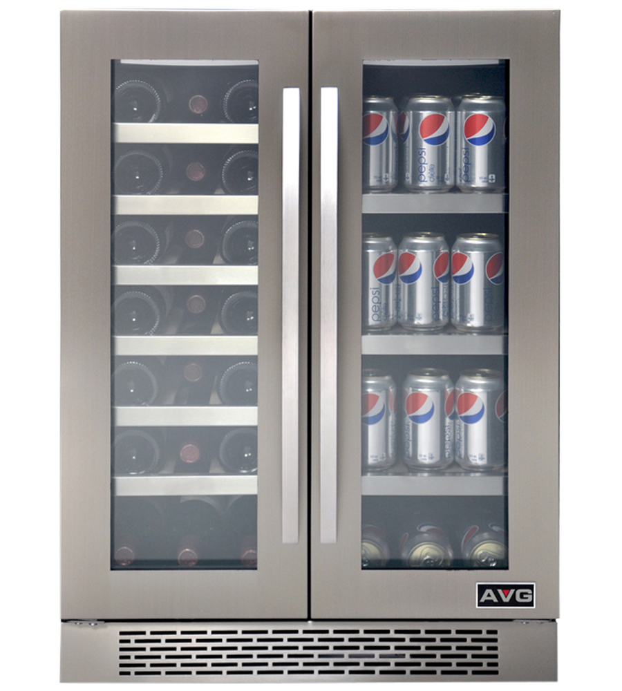 AvantGarde Wine Cellar 24 StainlessSteel VPC42DS