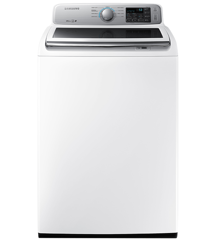 Samsung Washer 27 White WA45N7150AW