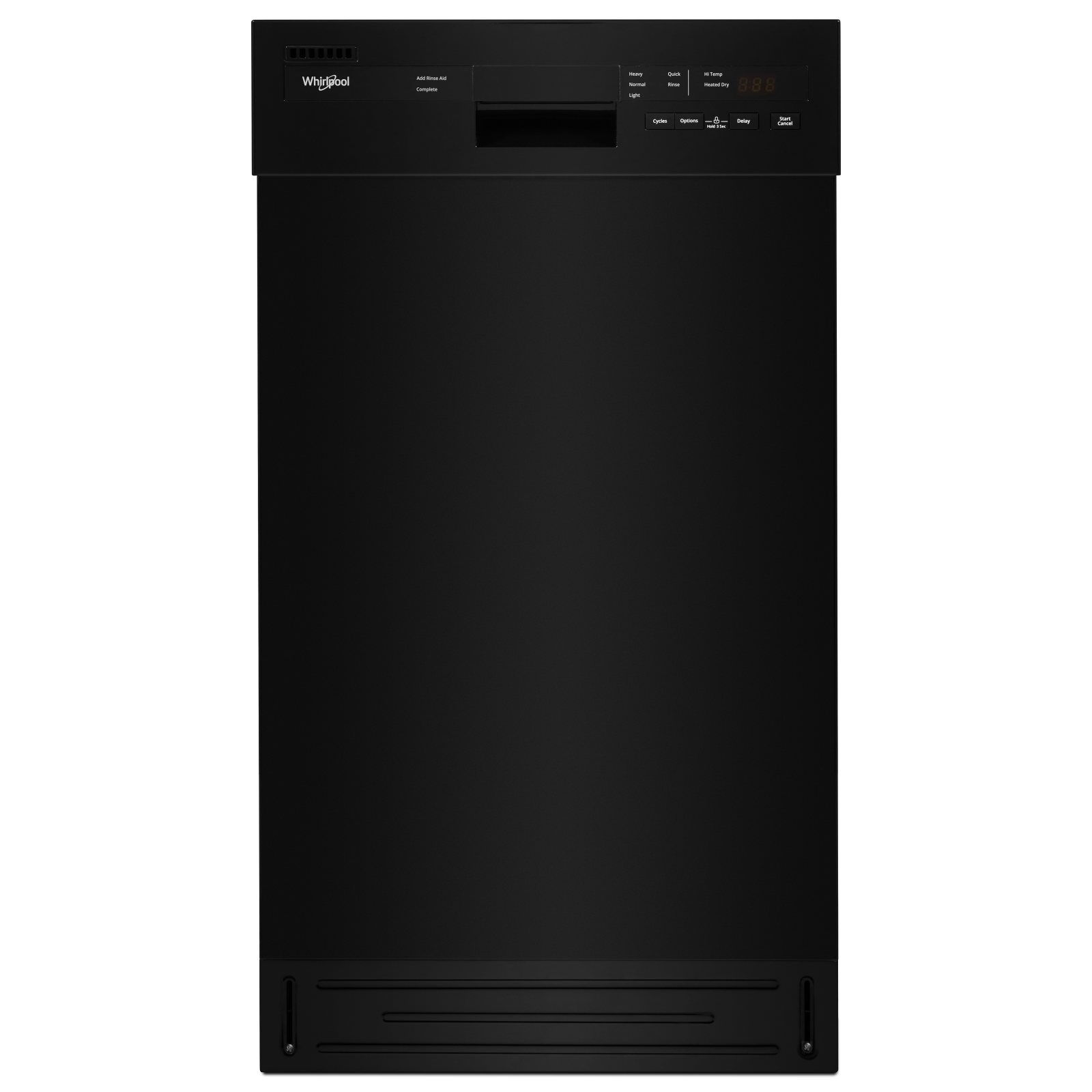Whirlpool Dishwasher showcased by Corbeil Electro Store