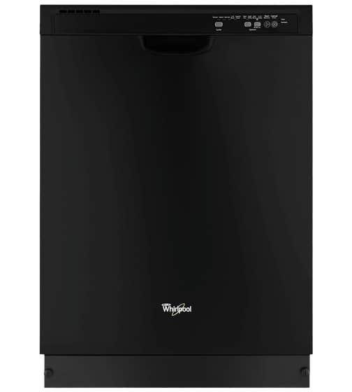 Whirlpool Lave-vaisselle 24 WDF540PAD en couleur Noir présenté par Corbeil Electro Store