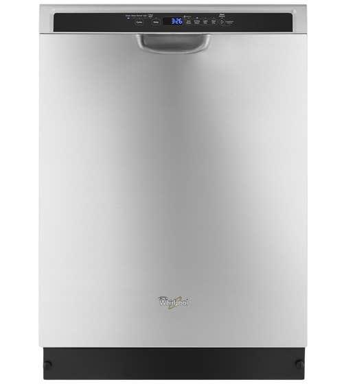 Whirlpool Dishwasher 24 WDF560SAF showcased by Corbeil Electro Store