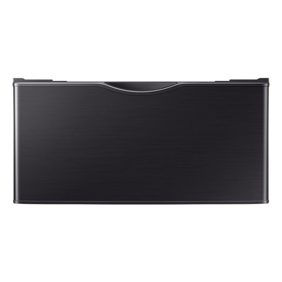 Samsung Piedestal pour buanderie WE402NV