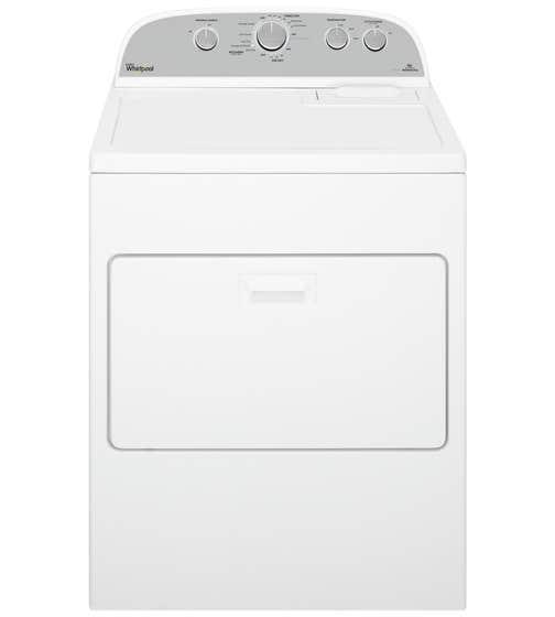 Sécheuse Whirlpool en couleur Blanc présenté par Corbeil Electro Store