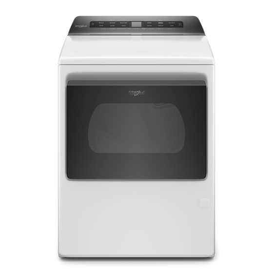 Whirlpool Sécheuse WGD5100HW en couleur Blanc présenté par Corbeil Electro Store