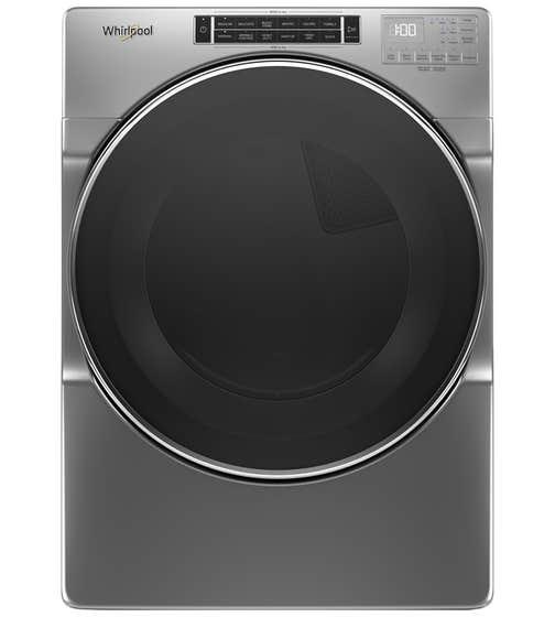 Sécheuse Whirlpool en couleur Chrome Ombré présenté par Corbeil Electro Store