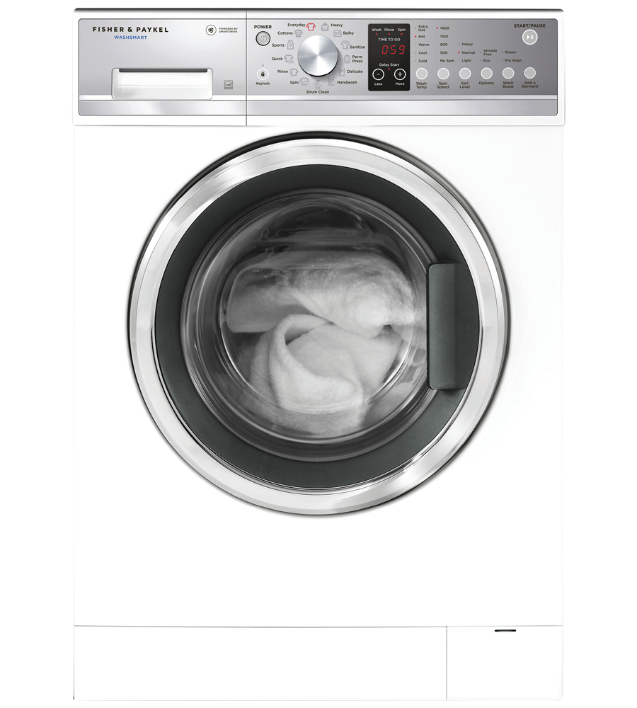 Fisher and Paykel Laveuse 24 Blanc WH2424P1