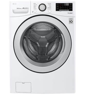 LG Laveuse 27 Blanc WM3500CW