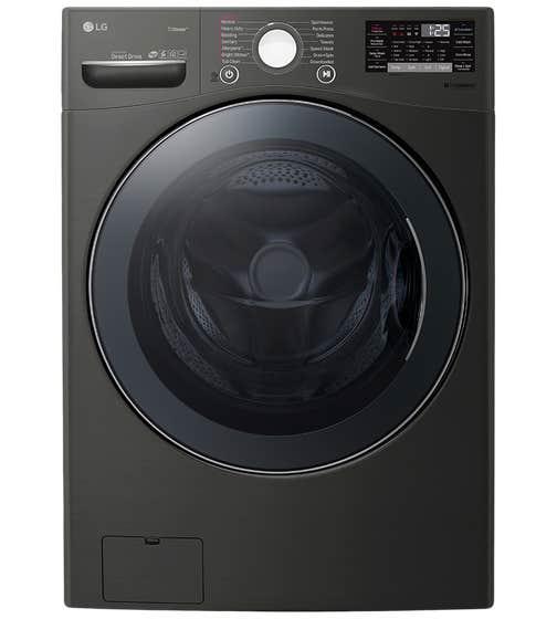 LG Laveuse 27 WM3800H présenté par Corbeil Electro Store
