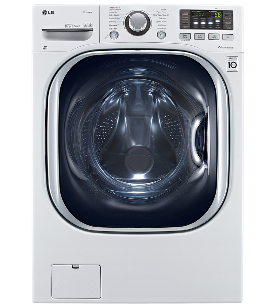 LG Washer 2in1