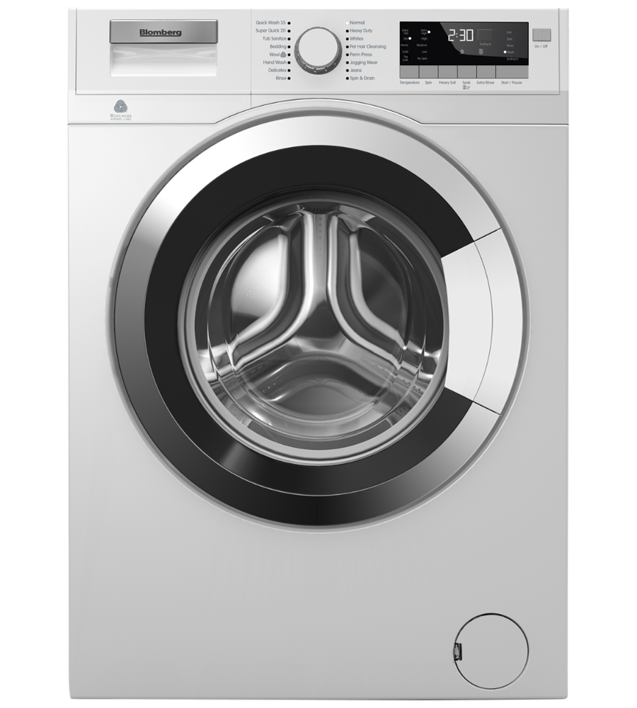 Blomberg Washer 24 White WM98400SX2