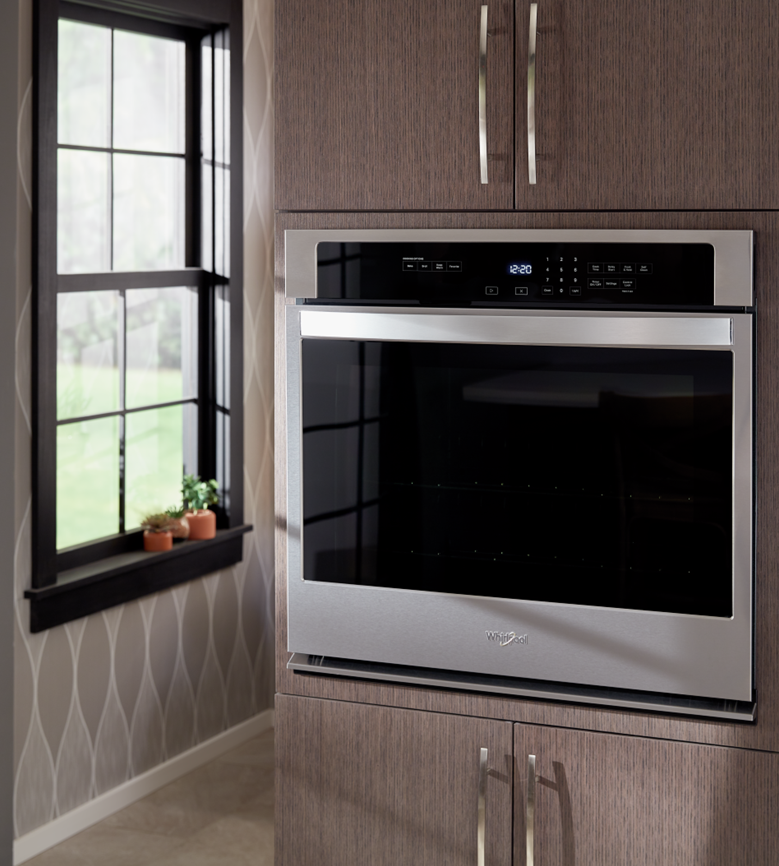 Whirlpool Wall oven