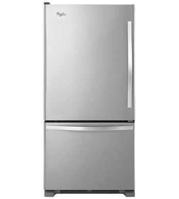 Whirlpool Refrigerateur 30 Acier Inoxydable WRB329LFBM
