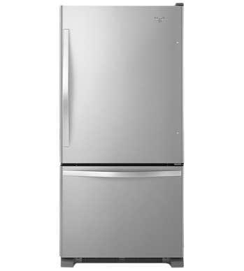 Whirlpool Refrigerateur 30 Acier Inoxydable WRB329RFBM en couleur Acier Inoxydable présenté par Corbeil Electro Store