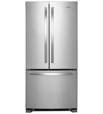 Whirlpool Refrigerator 33 WRF532SNH