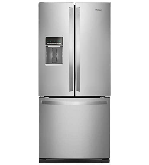 Réfrigérateur Whirlpool présenté par Corbeil Electro Store