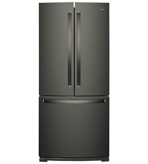 Whirlpool Refrigerateur 30 WRF560SFH en couleur Acier Inoxydable Noir présenté par Corbeil Electro Store