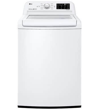 LG Washer 27 White WT7100CW