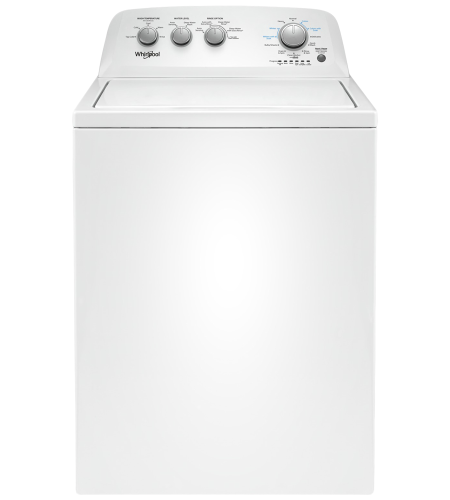 Whirlpool Washer 27 White WTW4855HW