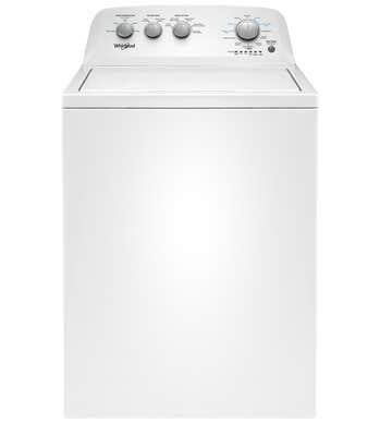 Whirlpool Laveuse 27 Blanc WTW4855HW